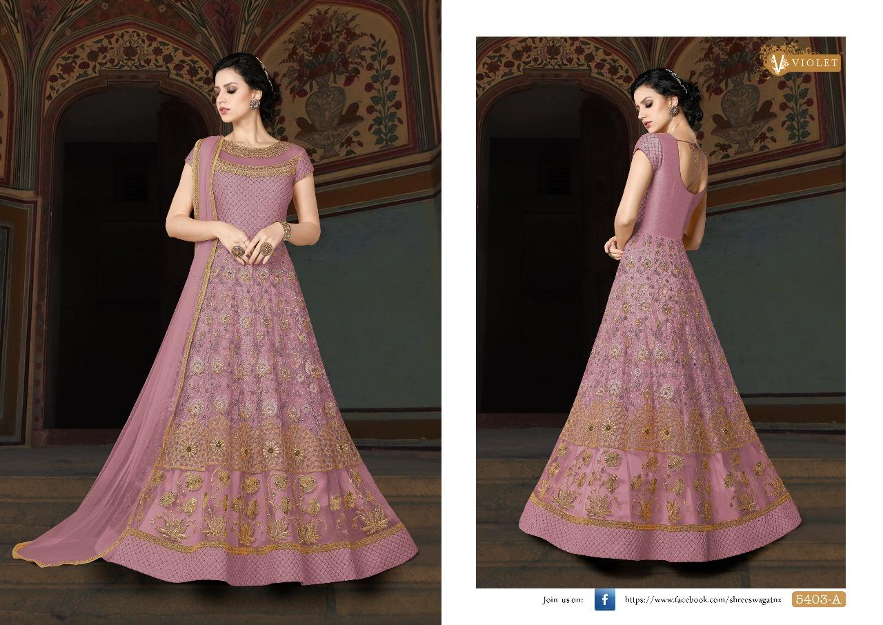 indian designer wear from VIOLET