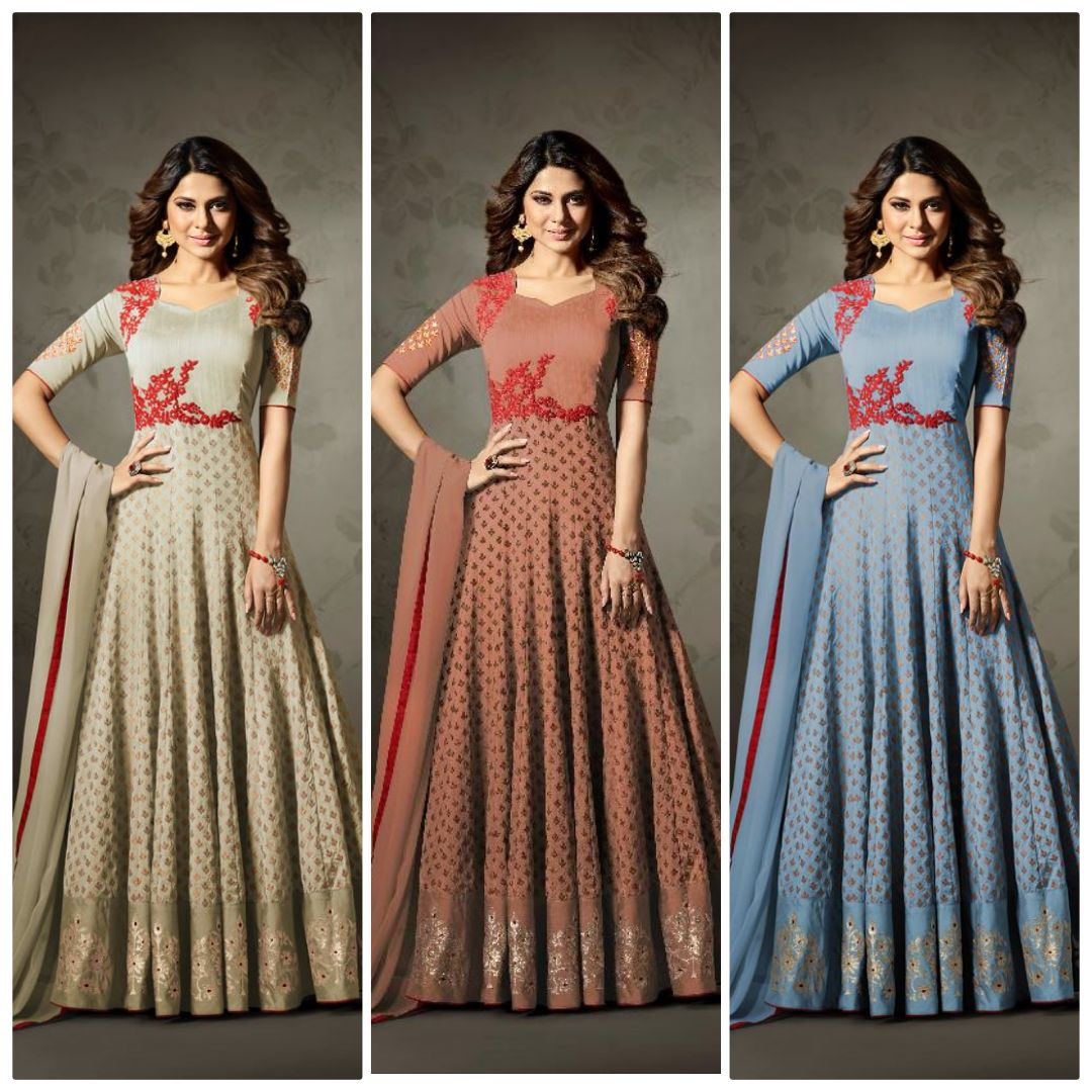 Mugdha traditional designer indian dresses and gowns for women